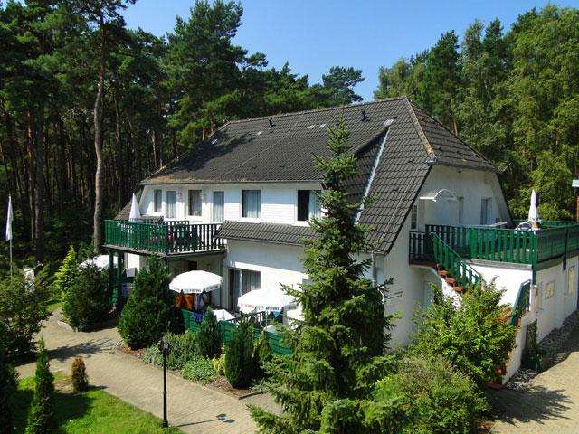 Pension Ferienpark Waldperle - Ferienwohnungen, Appartements